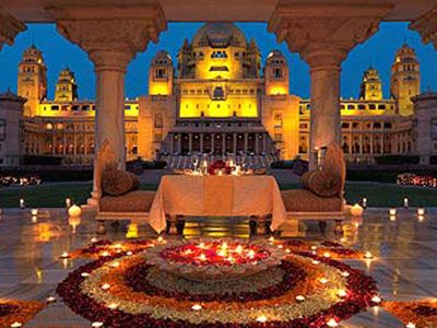 Forts Palaces Rajasthan Tour