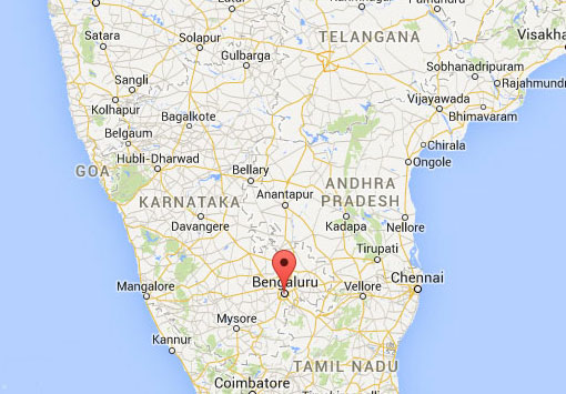 Image result for bangalore location images