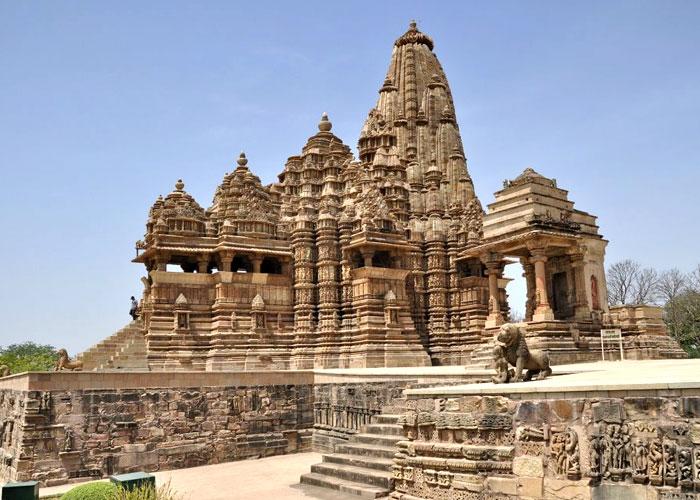 lakshmana temple khajuraho plan